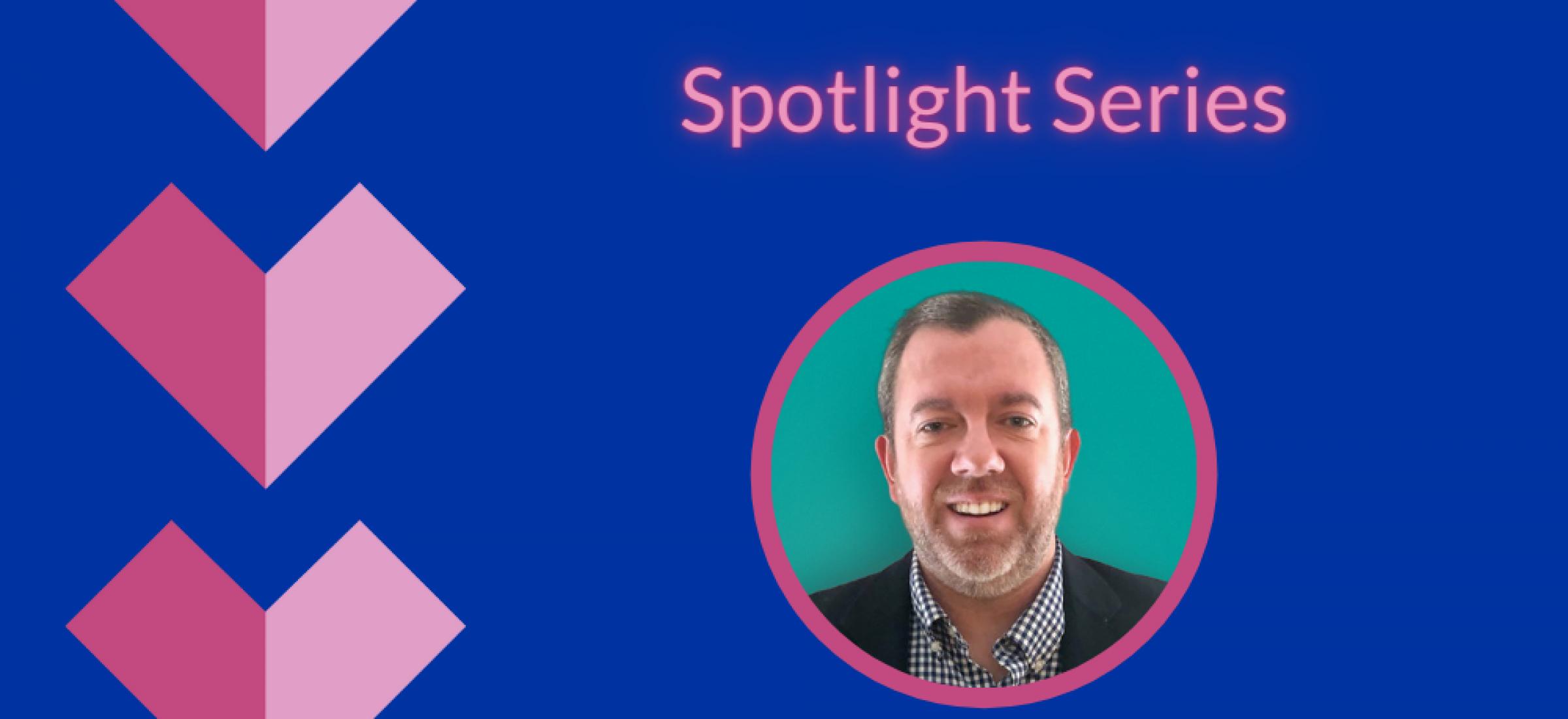Spotlight Series for Blog PeteF